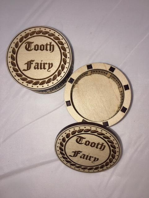 Tooth Fariy Box