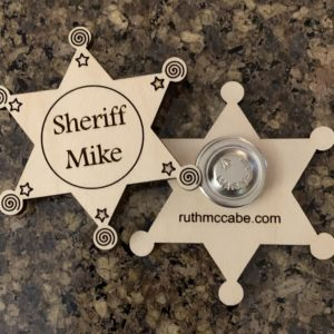 Keep those townsfolk safe by appointing your very own sheriff.