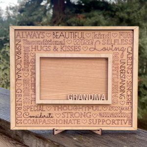Frames celebrating Mothers & Grandmothers