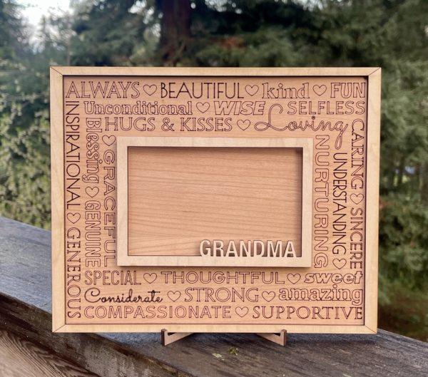 Frames celebrating Mothers & Grandmothers